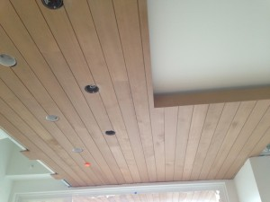 Interior ceiling feature designs